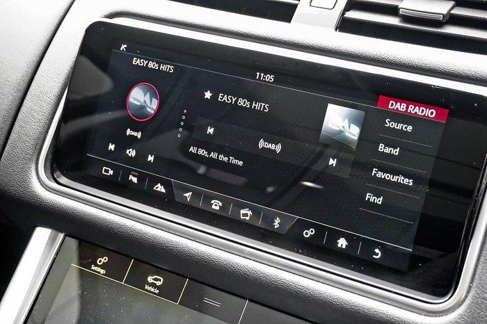 2018 Land Rover Range Rover Sport SDV6 183kW SE L494 MY19 4X4 Constant White