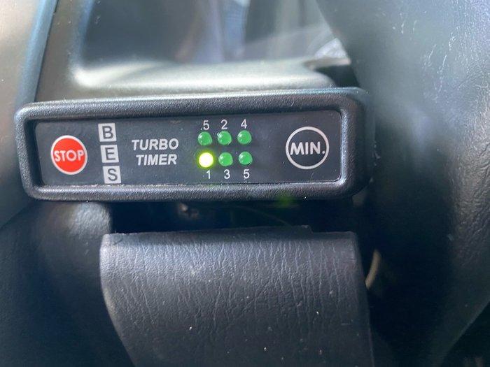 2004 Nissan Patrol ST GU III MY03 4X4 Dual Range Platinum