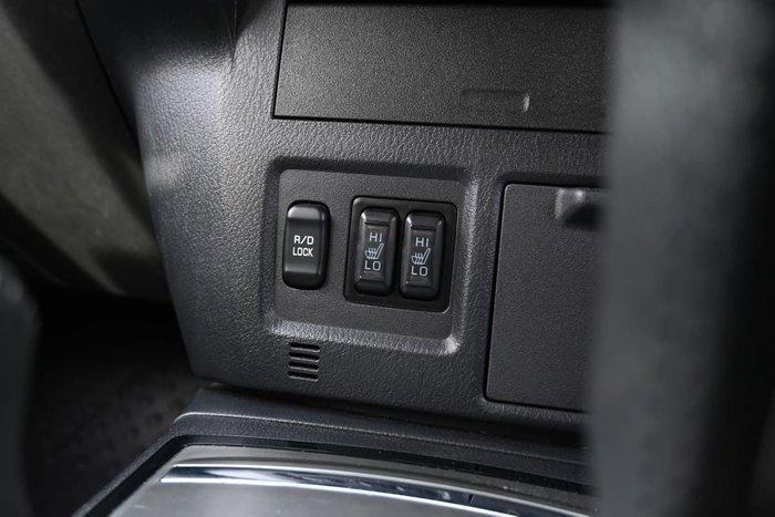 2014 Mitsubishi Pajero GLS NX MY15 4X4 Dual Range Graphite Grey