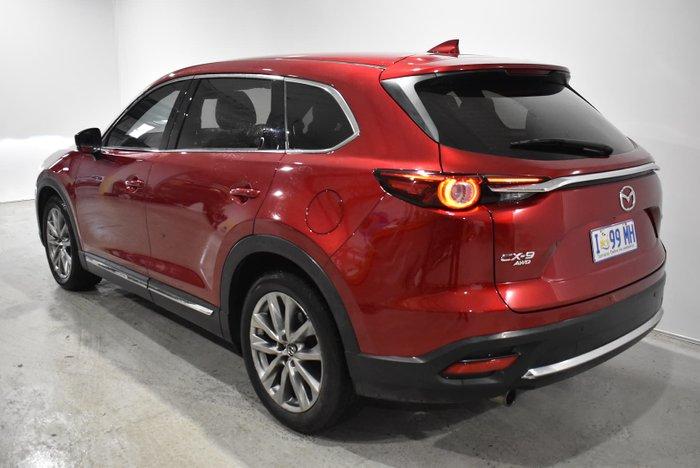 2018 Mazda CX-9 GT TC AWD Soul Red Crystal