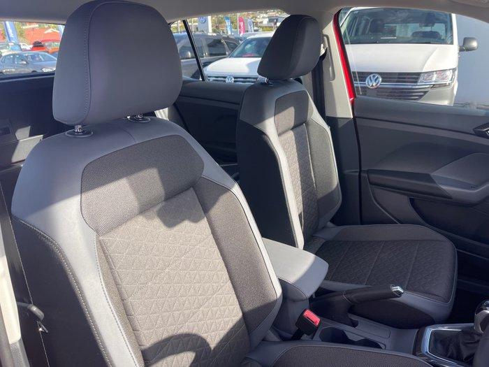 2021 Volkswagen T-Cross 85TSI Style C1 MY21 Flash Red