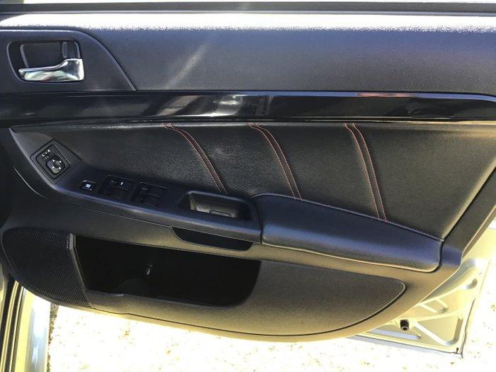 2017 Mitsubishi Lancer Black Edition CF MY17 Titanium