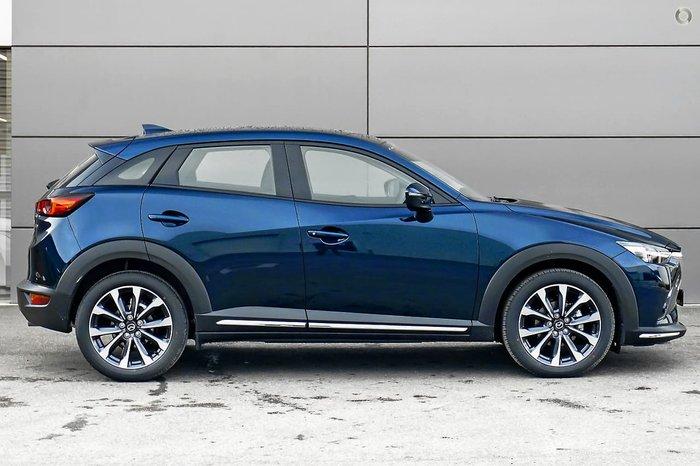 2021 Mazda CX-3 Akari DK Blue