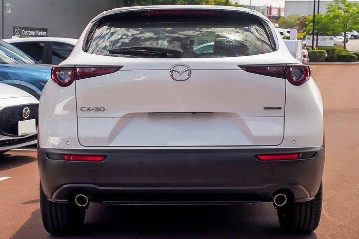 2021 Mazda CX-30 G25 Astina DM Series White