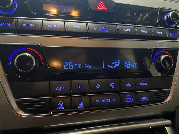 2015 Hyundai Sonata Elite LF Silver