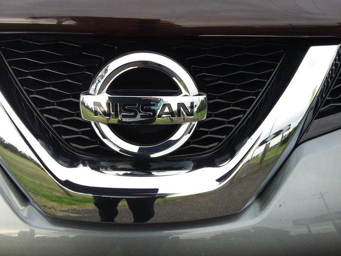 2014 Nissan X-TRAIL TS T32 Silver