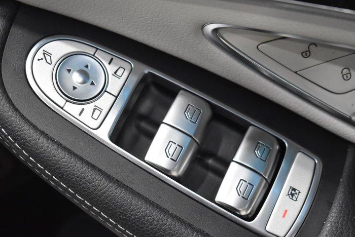 2017 Mercedes-Benz C-Class C250 W205 Cavansite Blue
