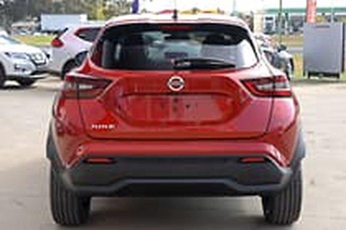 2020 Nissan JUKE Ti F16 Red