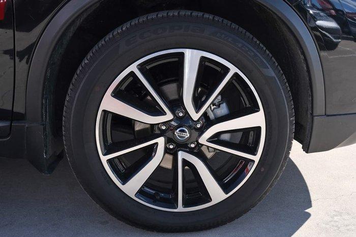 2020 Nissan X-TRAIL Ti T32 Series III MY20 4X4 On Demand Black