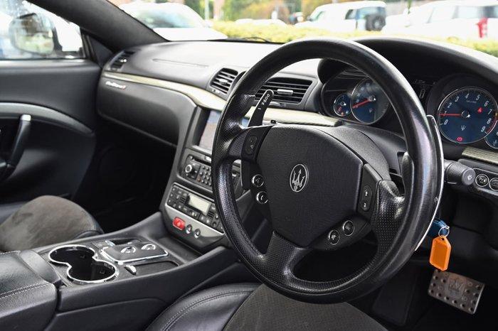 2010 Maserati GranTurismo S M145 White