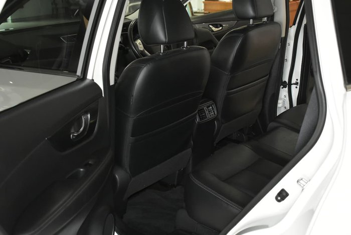 2017 Nissan X-TRAIL Ti T32 4X4 On Demand White