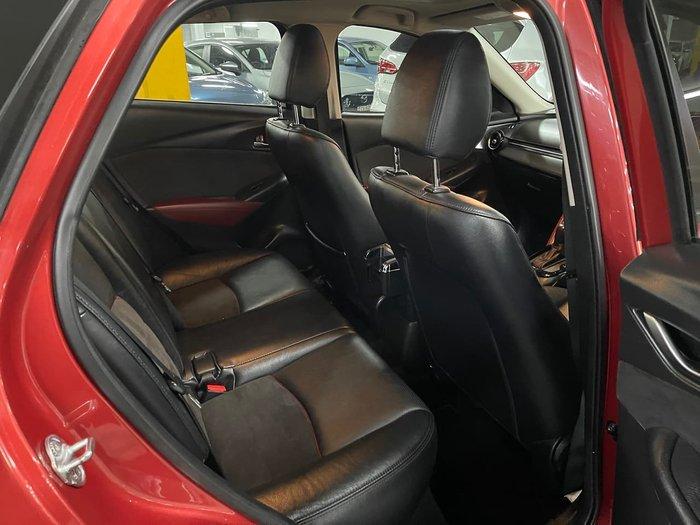 2015 Mazda CX-3 Akari DK Red