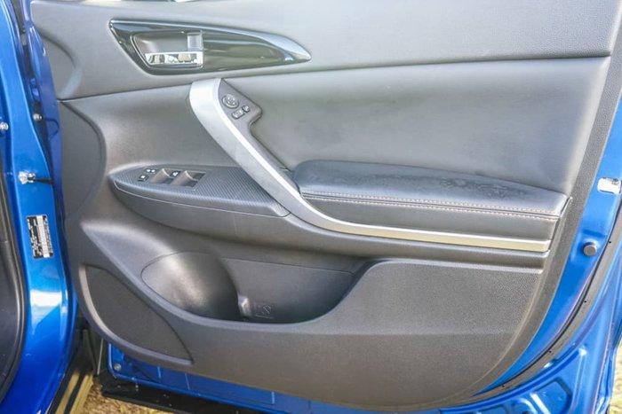 2017 Mitsubishi Eclipse Cross Exceed YA MY18 AWD Lightning Blue