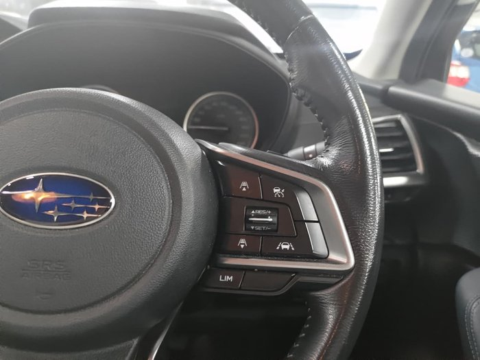2018 Subaru Forester 2.5i S5 MY19 AWD Red