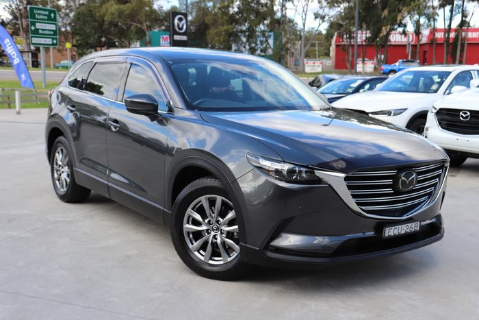2019 Mazda CX-9 Touring TC AWD Silver