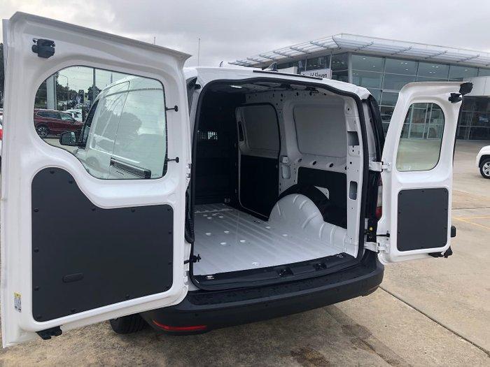 2021 Volkswagen Caddy TDI320 5 MY21 Candy White