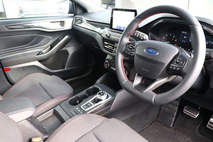 2019 Ford Focus ST-Line SA MY19.75 Blue