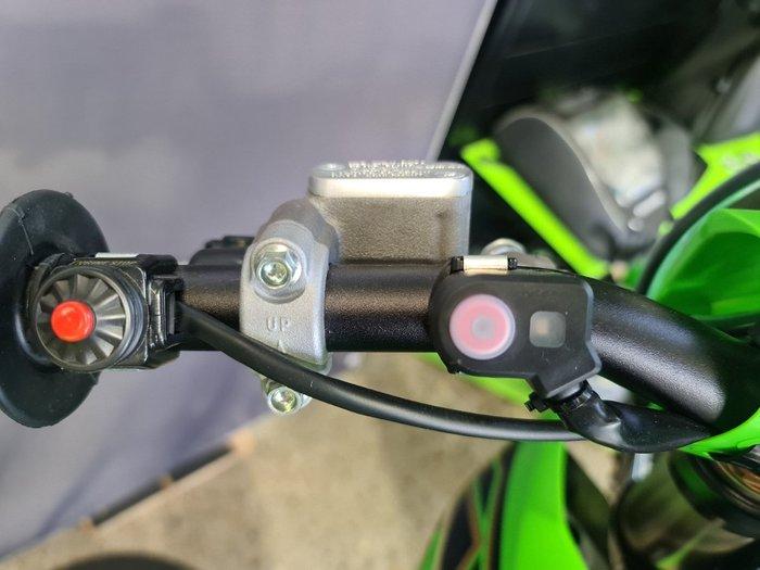2021 Kawasaki KX250X Green