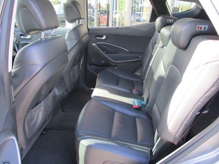 2016 Hyundai Santa Fe Highlander DM3 Series II MY16 4X4 On Demand Titanium Silver