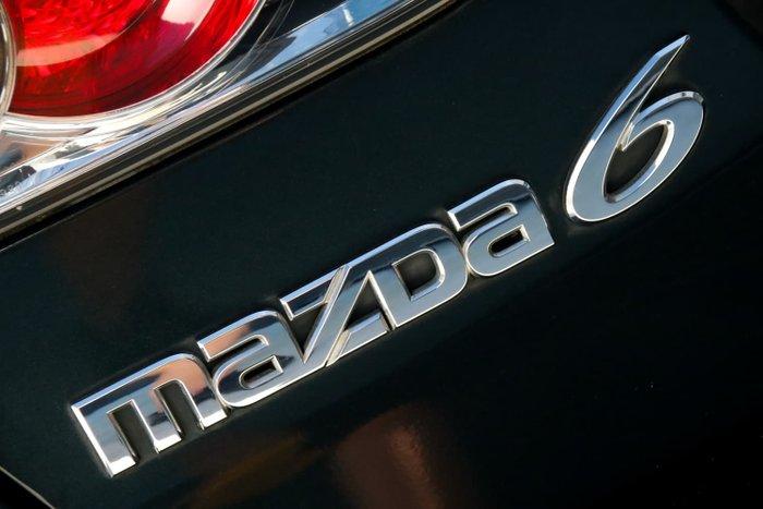 2005 Mazda 6 Classic GG Series 2 Nordic Green