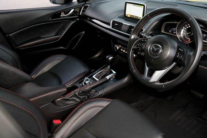 2016 Mazda 3 Touring BM Series Deep Crystal Blue