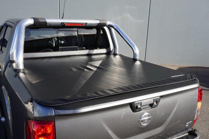 2017 Nissan Navara ST D23 Series 2 4X4 Dual Range Slate Grey
