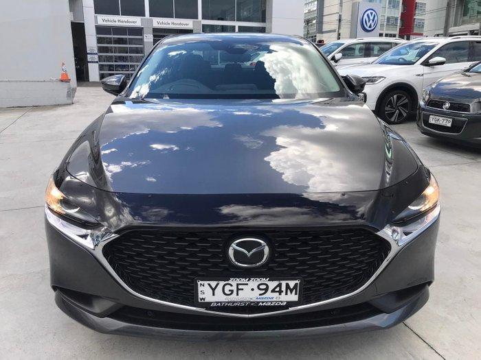 2019 Mazda 3 G20 Pure BP Series Machine Grey