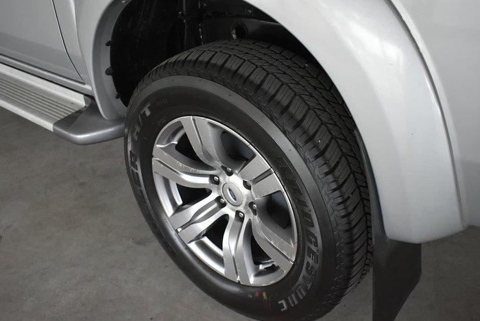 2011 Ford Ranger Wildtrak PK 4X4 Silver