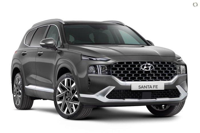 2021 Hyundai Santa Fe Highlander TM.V3 MY21 Grey