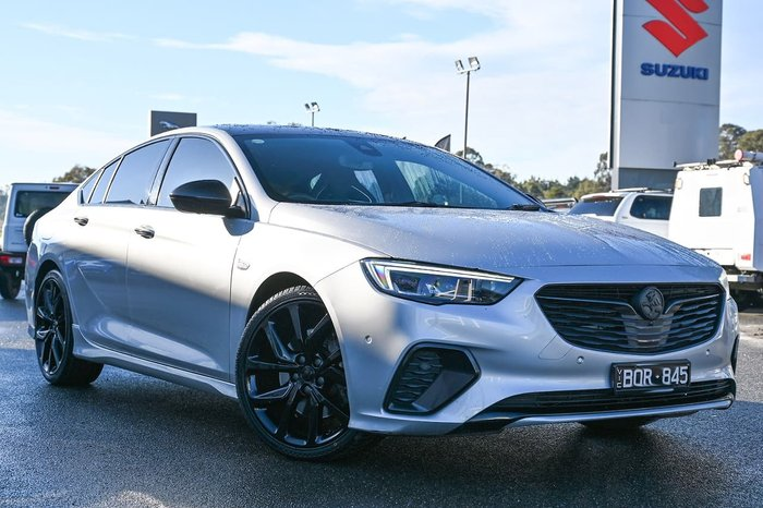 2019 Holden Commodore VXR ZB MY19 AWD Silver