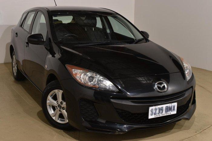 2013 Mazda 3 Neo BL Series 2 MY13 Black