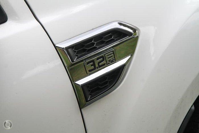 2021 Ford Everest Trend UA II Arctic White