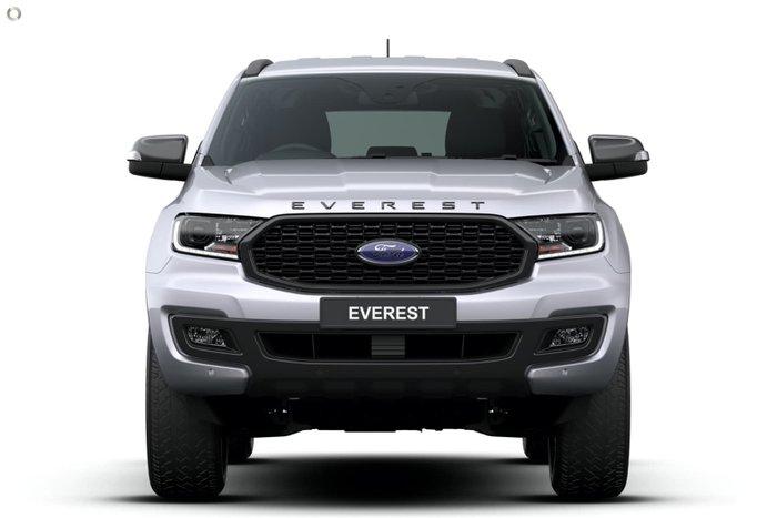 2021 Ford Everest Sport UA II MY21.75 4X4 Dual Range Aluminium