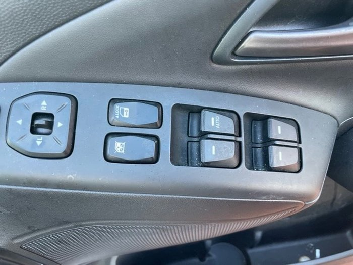 2014 Hyundai ix35 Highlander Series II AWD White