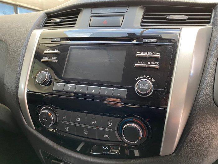 2018 Nissan Navara SL D23 Series 3 4X4 Dual Range Polar White