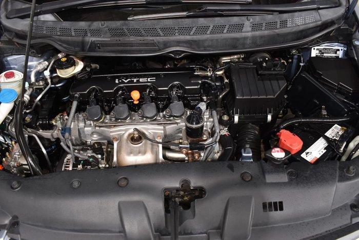 2006 Honda Civic VTi 8th Gen Neutron Blue
