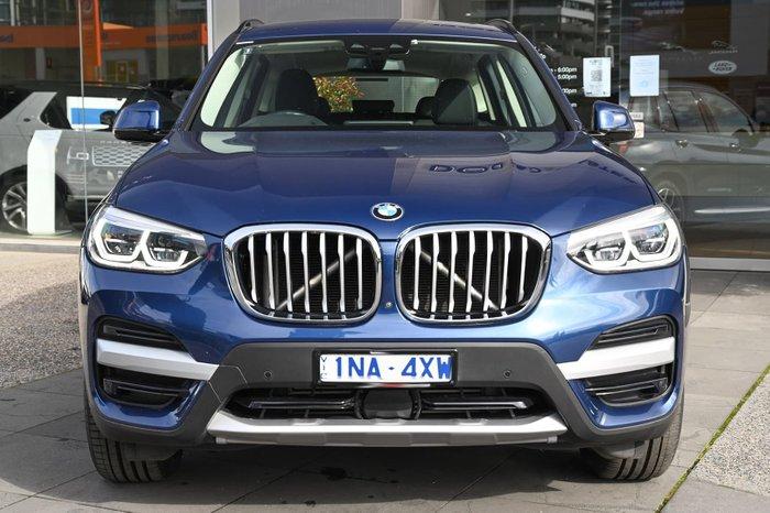 2019 BMW X3 xDrive30d G01 4X4 Constant Phytonic Blue