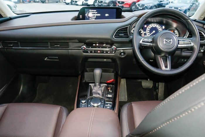 2021 Mazda CX-30 X20 Astina DM Series AWD Soul Red Crystal