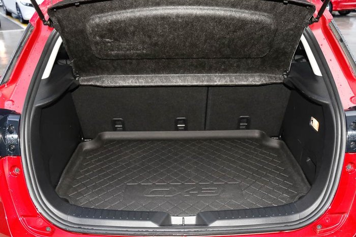 2015 Mazda CX-3 Maxx DK Soul Red