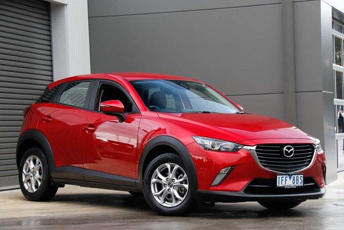 2015 Mazda CX-3 Neo DK Soul Red