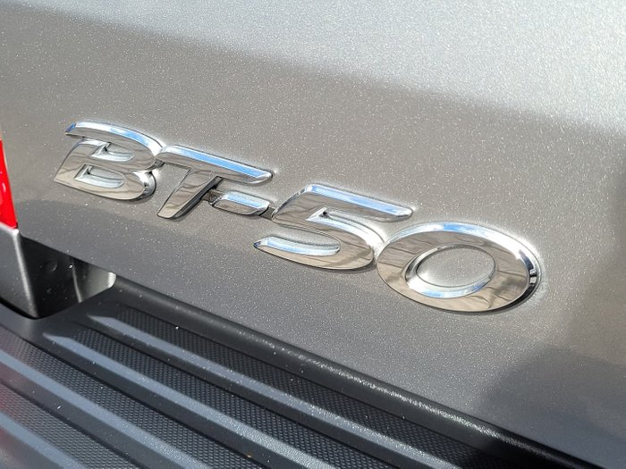 2018 Mazda BT-50 XTR Hi-Rider UR Aluminium