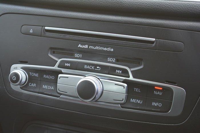 2017 Audi Q3 TFSI 8U MY18 Mythos Black