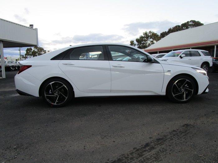 2021 HYUNDAI I30 N Line Special Edition CN7.V1 White