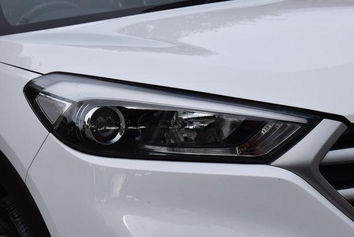 2016 Hyundai Tucson Active TL MY17 White