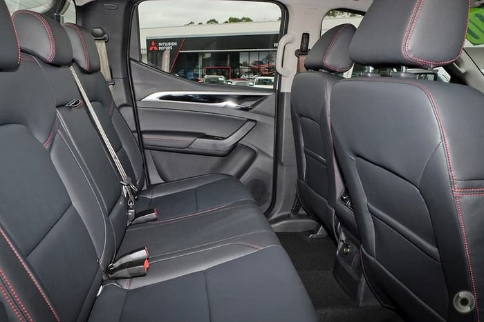 2021 LDV T60 LUXE SK8C 4X4 Dual Range Blanc White