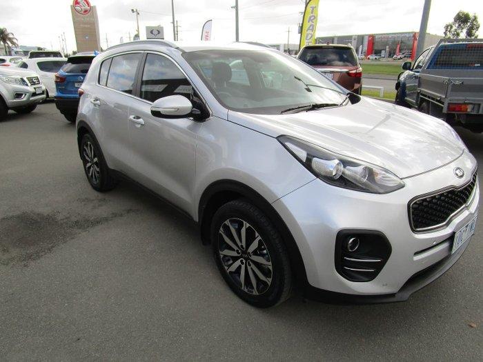 2017 Kia Sportage Si Premium QL MY17 Silver