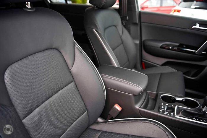 2021 Kia Sportage GT-Line QL MY21 AWD Clear White