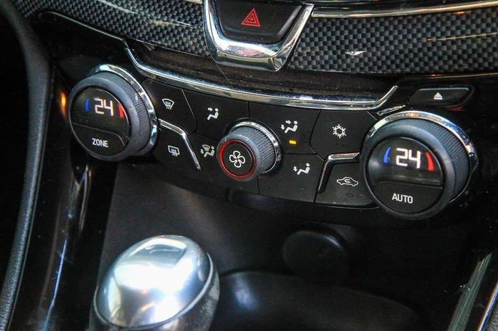 2014 Holden Commodore SV6 VF MY14 Silver