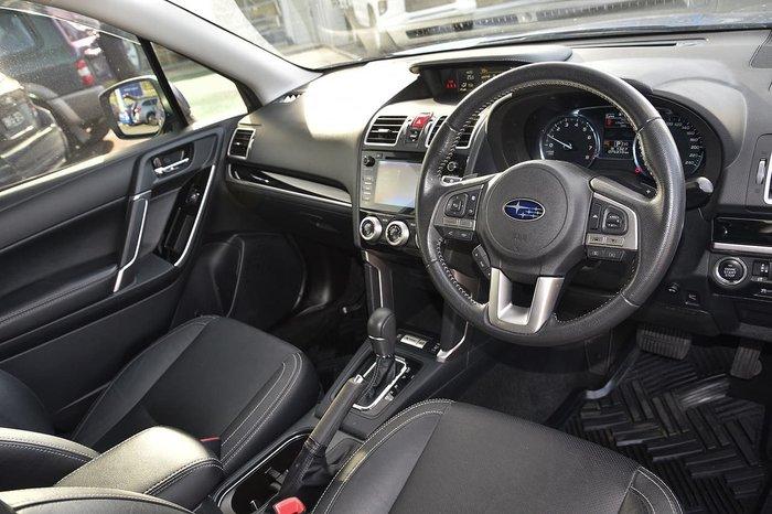2018 Subaru Forester 2.5i-S S4 MY18 AWD Blue