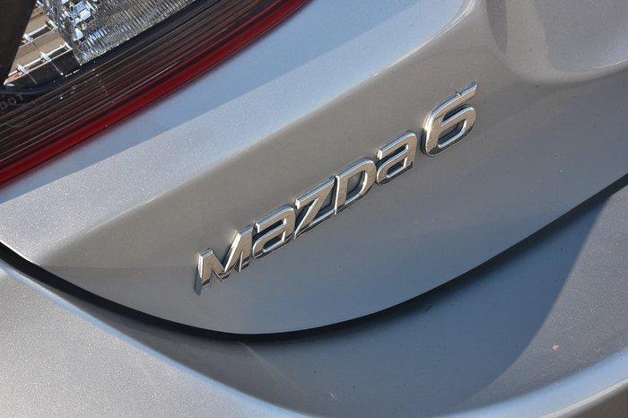 2016 Mazda 6 Touring GL Series Silver